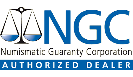 numismatic guaranty corporation logo