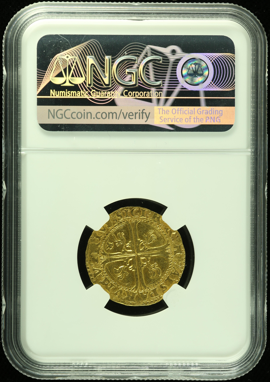 Italy/San Marino/Vatican Scudo D Or (1519-56) NGC MS62